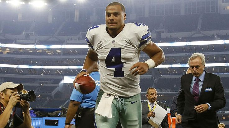 Here's what 10 stats tell us about Dak Prescott's one-of-a-kind ...