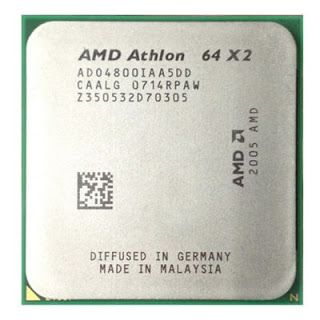 AMD Athlon 64 X2 4800+ CPU - SILVER