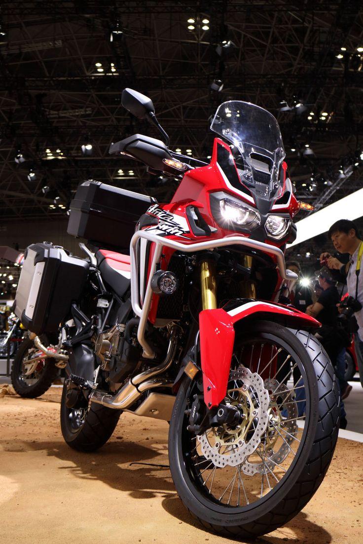 Honda CRF1000L Africa Twin (1067x1600) Tokyo Motor Show 2015