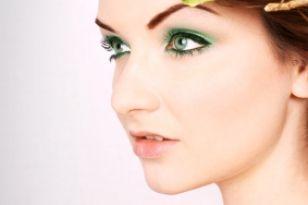 Kleur oogschaduw bij groene ogen?