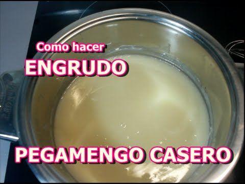 ENGRUDO CASERO