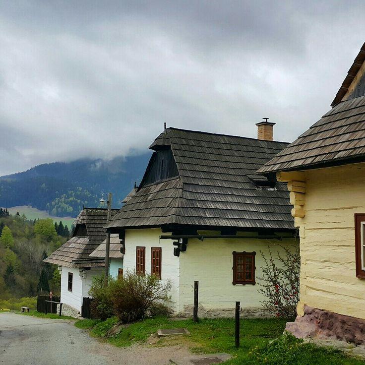 Vlkolínec in Ružomberok, Žilinský kraj