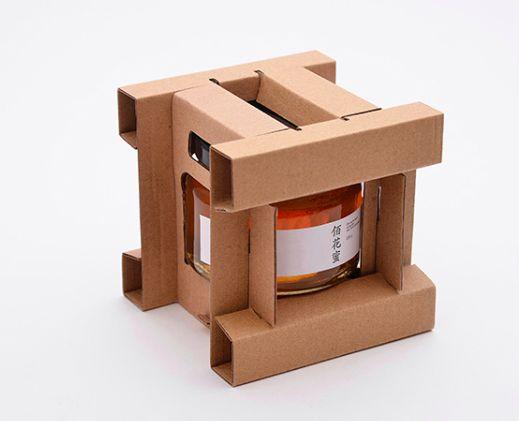 Дизайн и конструкция упаковки меда для FUNZEN – обзор упаковки от компании АНТЭК