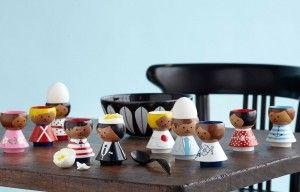 Bordfolk Eggcups #denmark #scandinavian #homewares