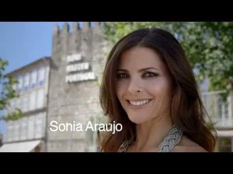 Guimarães apresentada por Sónia Araújo!