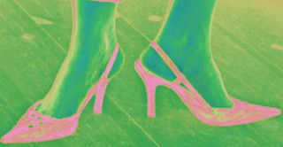 Pink Shoes | Flickr - Photo Sharing!