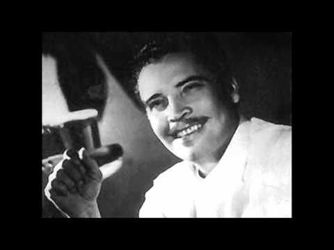 Lagrimas Negras - Daniel Santos - YouTube