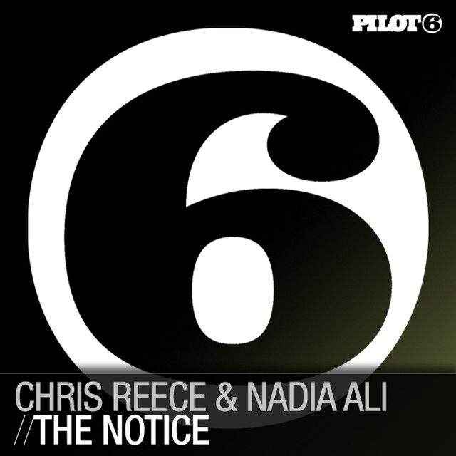 """The Notice - Radio Mix"" by Chris Reece Nadia Ali added to Deep House Hits playlist on Spotify"