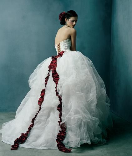 Hideous Bridal Gowns