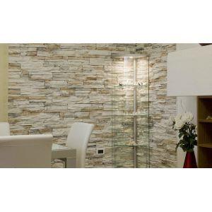 Pietra ricostruita rivestimenti in mattoni sassi for Sassi finti per esterno