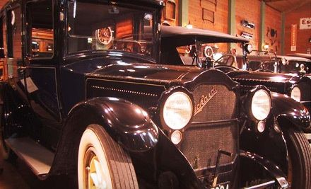 Groupon - $ 8 for Admission for Two to the Fort Lauderdale Antique Car Museum (Up to $ 16 Value). Groupon deal price: $8.00