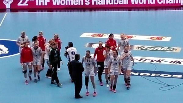 """Handball WM 2015 Dänemark:Russland dominiert Frankreich » Handball WM 2015 Dänemark:Im ersten """"Halbfinale der Plätze fünf b ..."""