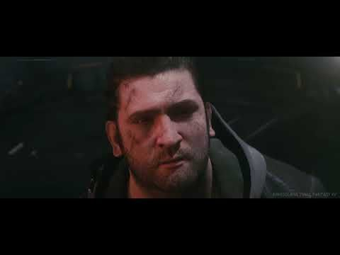 Final Fantasy XV Comrades Story Trailer