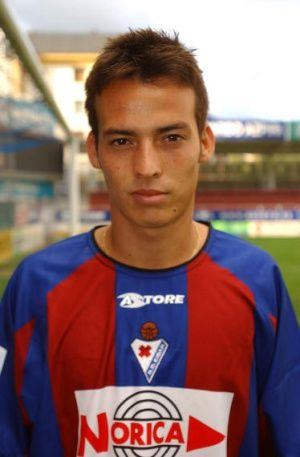 David Silva 04-05 S.D. Eibar