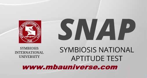 #SNAP_Exam #Symbiosis_National_Aptitude_Test_2017 is the mandatory #MBA #entrance #examination for #admission to 15 Symbiosis B-schools affiliated to Symbiosis International University (SIU). #SNAP_2017 #SNAP_2017_Registration #SNAP_Exam_2017 date  #SNAP_2017_Notification #SNAP_2017_eligibility https://mbauniversedotcom.wordpress.com/2017/07/26/snap-exam/