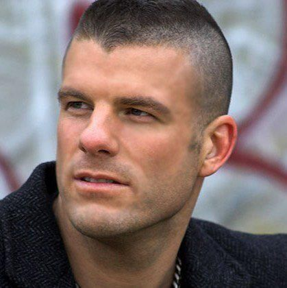 men high and tight recon hairstyle
