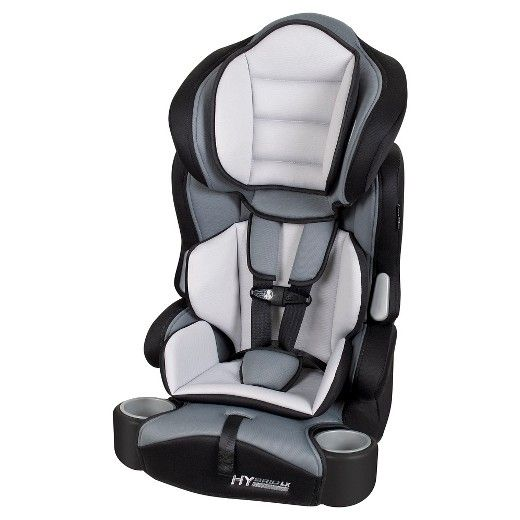 The Baby Trend Hybrid LX 3-in-1 Car Seat provides safety and comfort for your growing child, designed with premium padding for ultimate comfort! This seat provides a great economic alternative for parents looking for the ultimate multi-functional car seat. Designed to grow with your child from 22 to 100 lbs., the Hybrid LX converts to three stages; forward-facing five-point internal harness seat, high-back booster and backless booster. The six-position head support provides superior side…