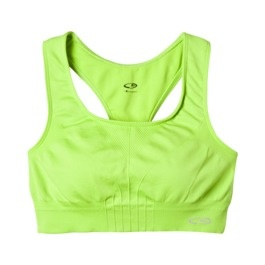 Champion sports bras fromTarget - good for tennis, not for running...