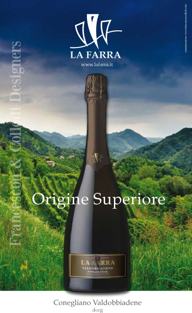 Superior #Prosecco #wine #advertising