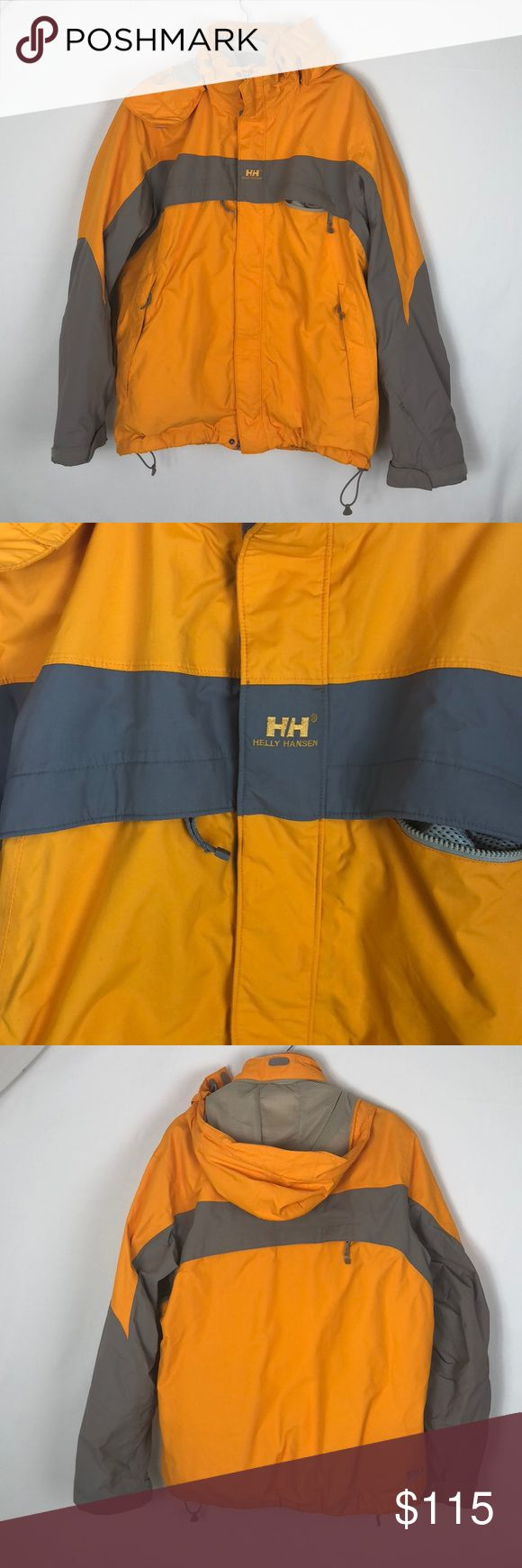 Helly Hansen Helly Tech coat Helly Hansen Helly Tech coat  EUC  Measurements laying flat Pitt to pit 24 inches length 28 inches Helly Hansen Jackets & Coats Ski & Snowboard