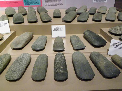 Cahokia Mounds Artifacts   photo