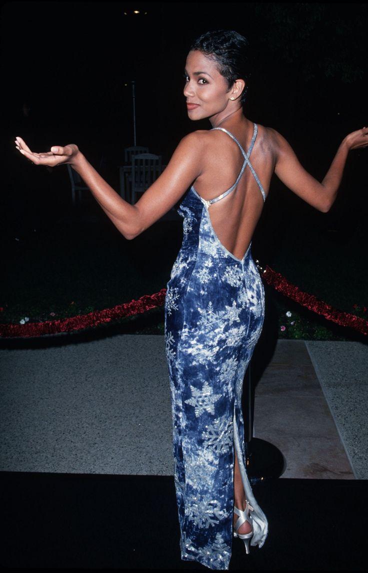 Halle Berry (90s)
