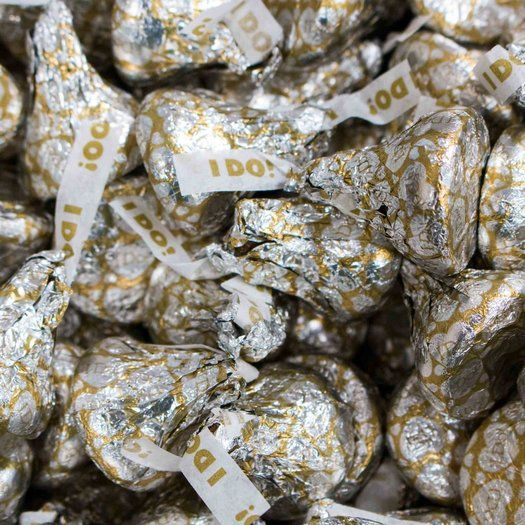 Check out Silver Milk Chocolate 48 oz Bag | Bulk Candy & Favors | WH Candy | Bulk Chocolate from WH Candy