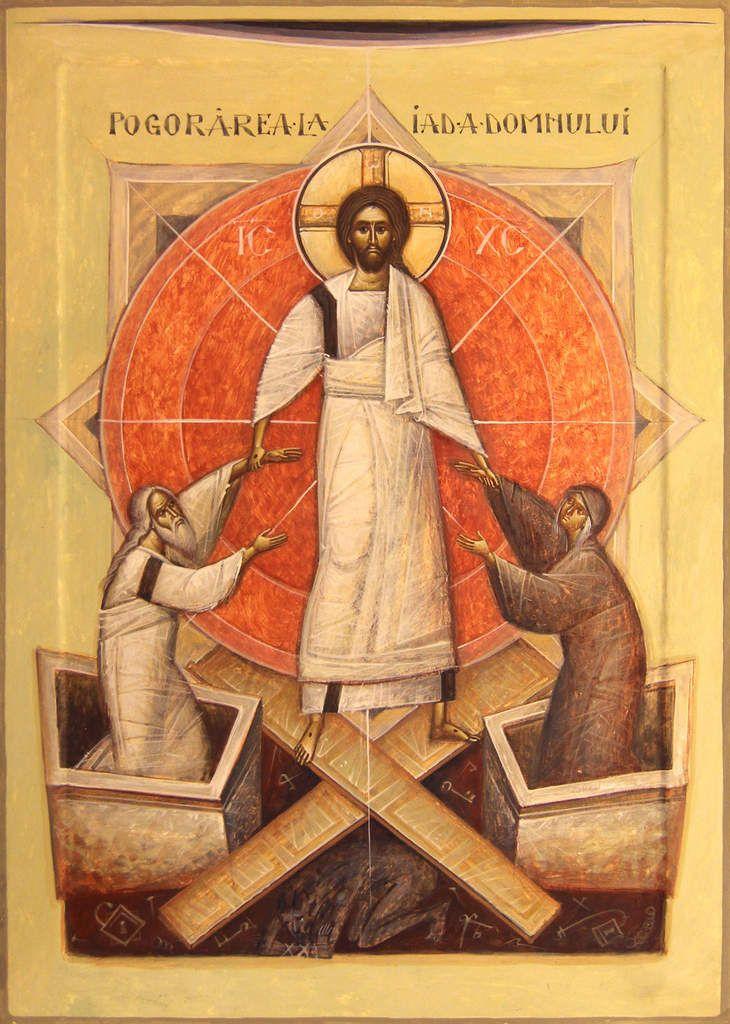 """"""" ...Tatăl Meu cel ceresc o așteaptă pe oaia cea pierdută. Cele nouăzeici și nouă de ori ale îngerilor îl așteaptă pe Adam cel împreună-rob să învieze, și să se suie și către Dumnezeu să se întoarcă, Scaun heruvimic a gătit, cei ce îl aduc sus sînt iuți..."""