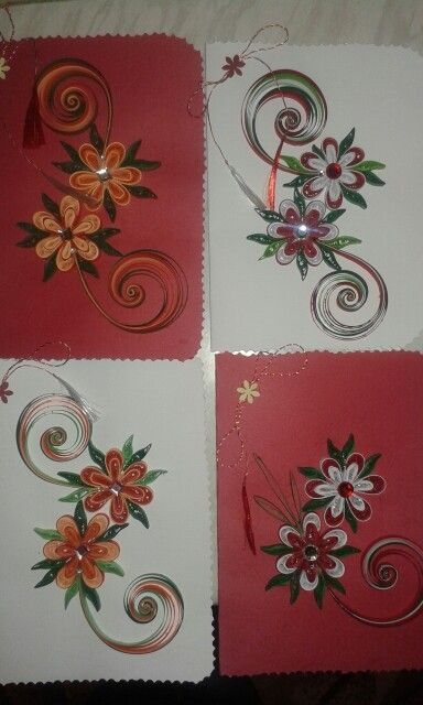 Martisor by quilling catalina