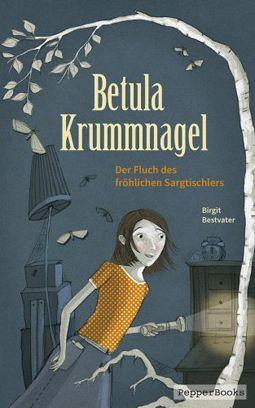 Katrina Lange - Leckerbissen Illustration -Betula