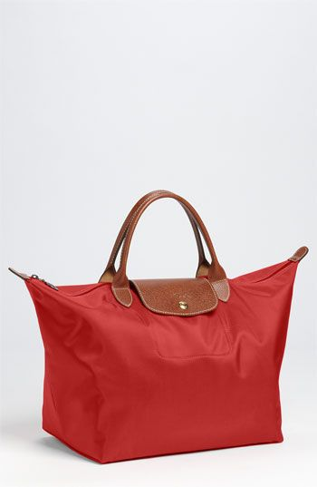 Travelling staple | Longchamp 'Medium Le Pliage' Tote