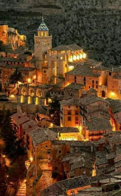 Albarracin - Aragon, Spain