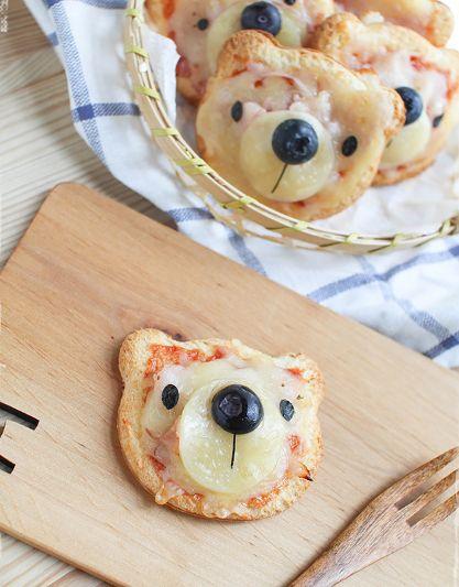L'orso-pizza