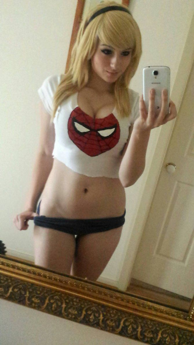 gwen stacy cosplay