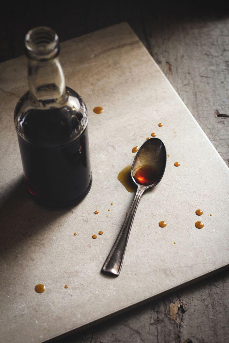 Burnt Sugar Syrup or Caramel Syrup  220g granulated sugar  1.5 cups water