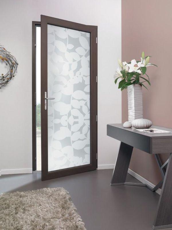 11 best porte images on Pinterest Front doors, Entrance doors and - poser porte d entree