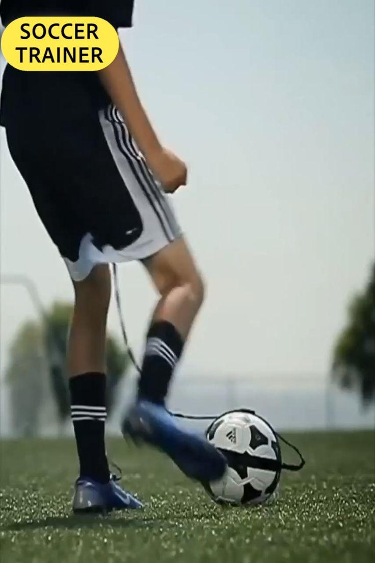 Upgrade Soccer Trainer Video Soccer Trainer Soccer Training Drills Soccer Skills