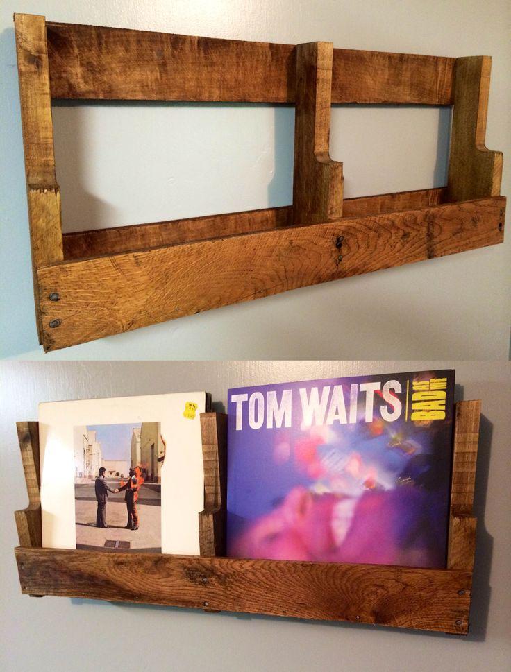 1000 ideas about vinyl storage on pinterest record. Black Bedroom Furniture Sets. Home Design Ideas