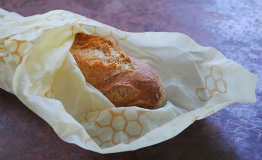 Bee's Wrap: embalagem feita de modo natural é alternativa ao plástico para guardar alimentos