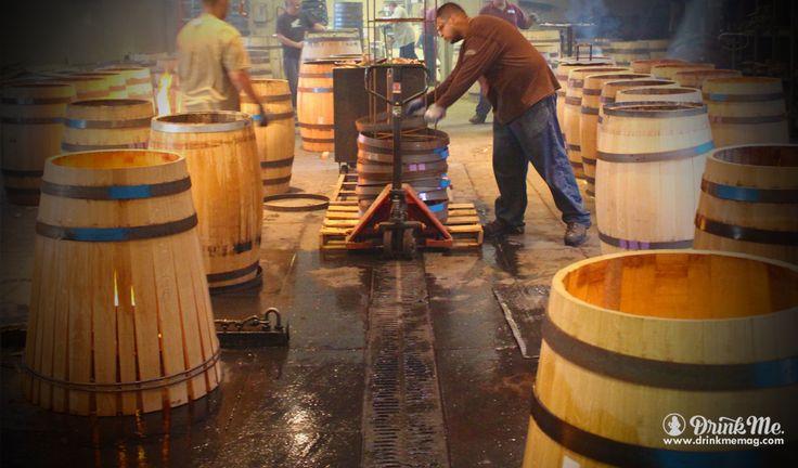 Wood Arts & Cask: Coopering a Whisky Barrel