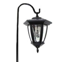 @Overstock - Shepards Hook Solar Hanging Lantern (Set of 6) - Brighten your outdoor decor with a set of hanging lanternsGarden lights are powered by the sun, no wires requiredEnergy-saving lights come with a durable stainless steel Shepards hook stand  http://www.overstock.com/Home-Garden/Shepards-Hook-Solar-Hanging-Lantern-Set-of-6/4433481/product.html?CID=214117 $59.49