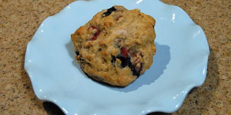 Little Miss Muffin Tops from Eat, Shrink and Be Merry I love this recipe! I substitute ground flax for the whole wheat flour. These are so YUMMY and they freeze well.