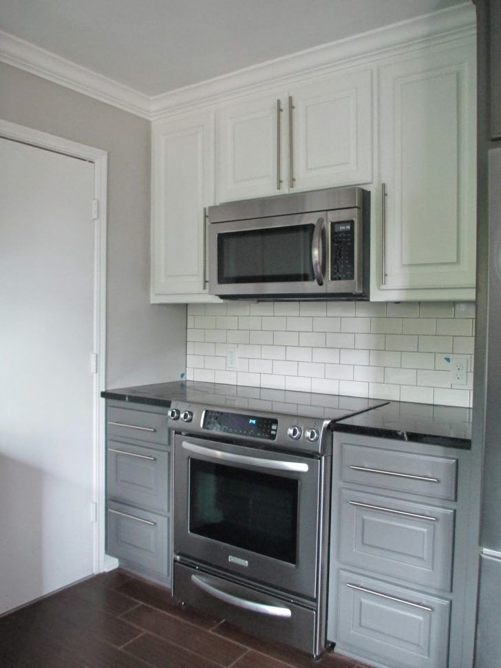 Image Result For Kendall Charcoal Kitchen Cabinets With Black Hardware Kitchen Remodel Charcoal Kitchen Remodel