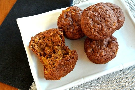 Apple Granola Muffins are healthy, delicious and a home run from the get go.