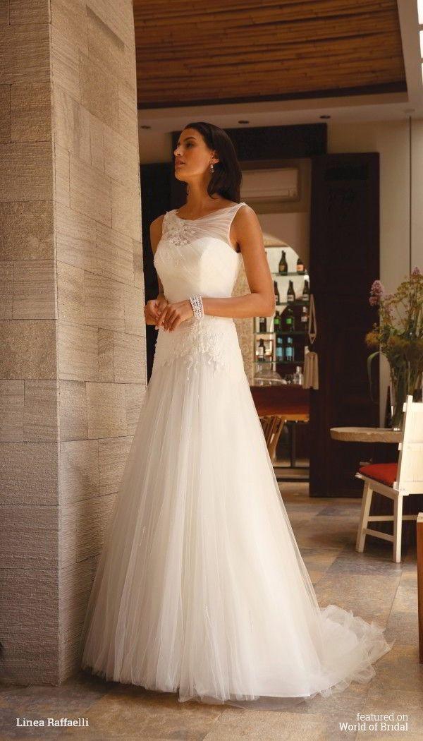 Linea Raffaelli 2016 Wedding Dress