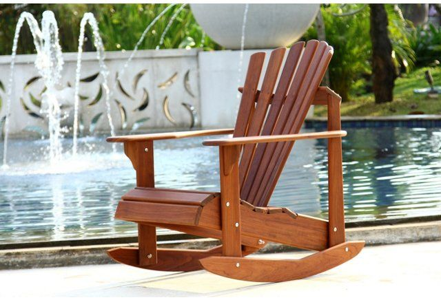 Double Adirondack Rocker Plans Woodworking Projects Amp Plans