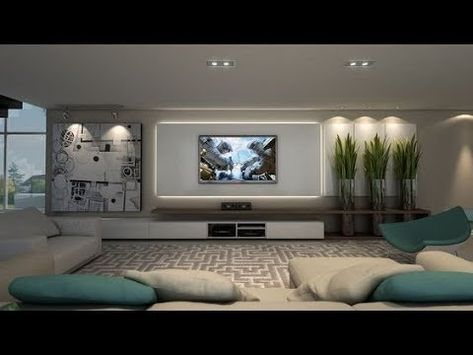 captivating living room tv wall design | Top 40 Worlds Best Modern TV Cabinet Wall Units Furniture ...