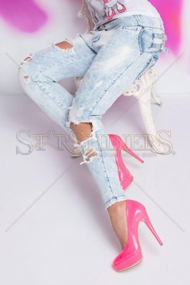 Jeans Mexton Energic Life Blue