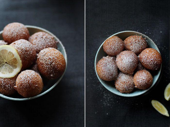 elephantine: lemon ricotta doughnuts