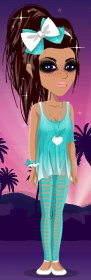 Me in my other outfit on msp